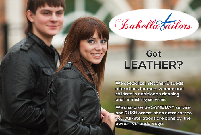 Got Leather?