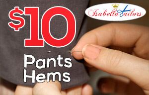 $10.00 pants hems alterations in boca raton florida